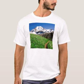 T-shirt Forêt de Snoqualmie de Baker de parc