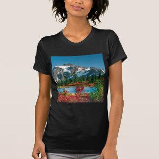 T-shirt Forêt parfaite de Snoqualmie de parc
