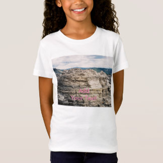 T-Shirt Formation de roche de Mammoth Hot Springs
