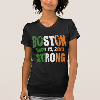 T-shirt Fort irlandais de Boston