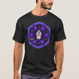 T-shirt Fort Tardigrade (VERSION POURPRE)