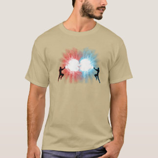 T-shirt Foudre de boule Fight