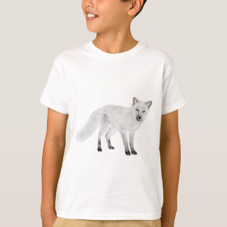 T-shirt Fox arctique