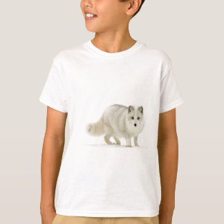 T-shirt Fox arctique blanc