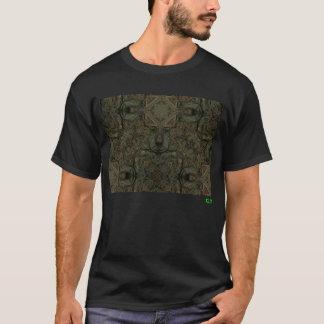 T-shirt Fractale de fines herbes par KLM