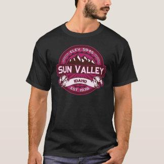 T-shirt Framboise de Sun Valley