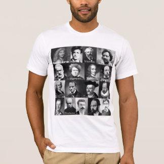 T-shirt Français des lettres