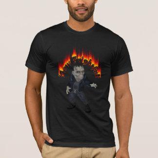 T-shirt Frankenstein mauvais comment Halloween terrible