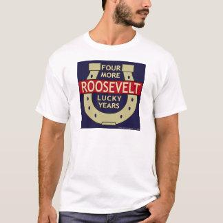 T-shirt Franklin Roosevelt