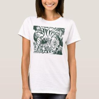 T-shirt Franz Marc - tigre