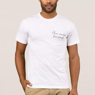 T-shirt Free Market, free people.