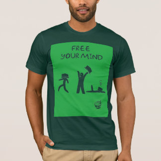 T-shirt Free your Mind