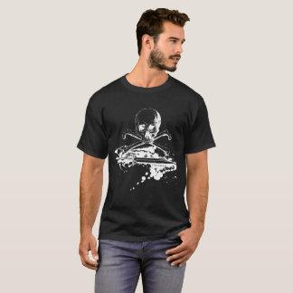 T-shirt Freedom black