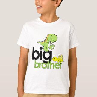 T-shirt frère de dinosaures