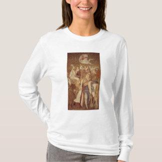 T-shirt Fresque, Elisabeth-Galerie, château de Wartburg