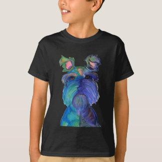 T-shirt Fritz bleu