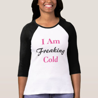 T-shirt Froid