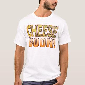 T-shirt Fromage bleu de crétin