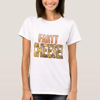 T-shirt Fromage bleu de Farty