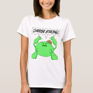 T-shirt Fromage fort