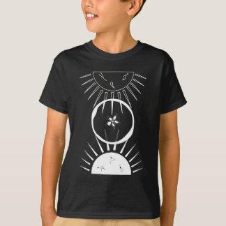 T-shirt Fruit de léger et d'obscurité
