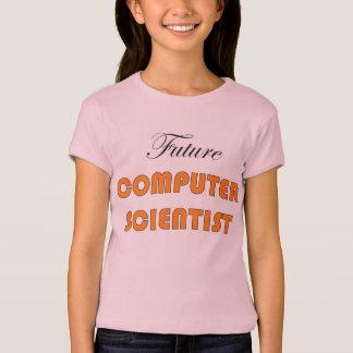 T-shirt Futur informaticien