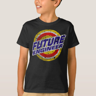 T-shirt Futur ingénieur