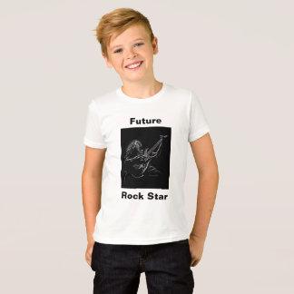 T-shirt Future vedette du rock
