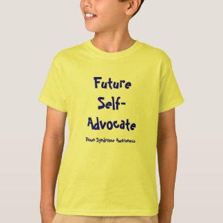 T-shirt FutureSelf-Avocat, conscience de syndrome de Down