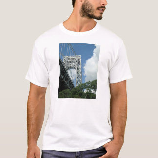 T-shirt G.T-shirt de pont de Washington