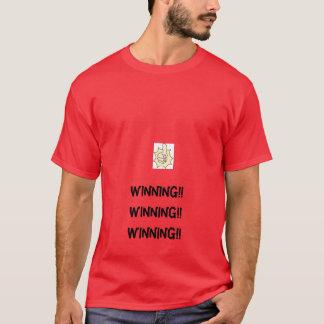 T-shirt gain (éclat de Charlie)