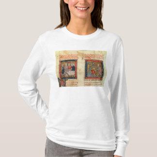 T-shirt Galahad vient à Arthur