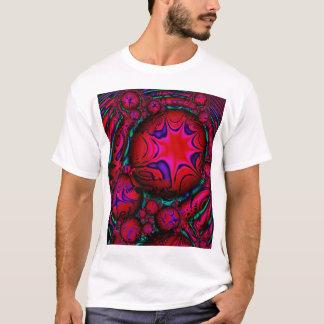 T-shirt Galaxie de framboise