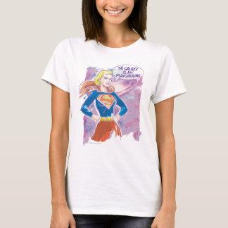 T-shirt Galaxie de Supergirl