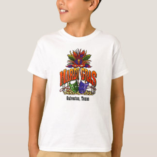 T-shirt ~ Galveston le Texas de mardi gras