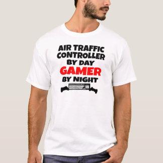 T-shirt Gamer de contrôleur de la navigation aérienne