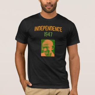 T-shirt Gandhi-1, INDEPENDENCE, 1947