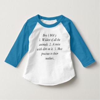 T-shirt Garçon [BOI]