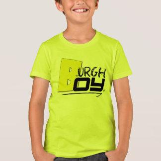 T-shirt Garçon de Burgh