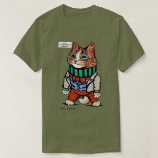 T-shirt Garçon de chat, Louis Wain