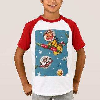 T-shirt Garçon de l'espace