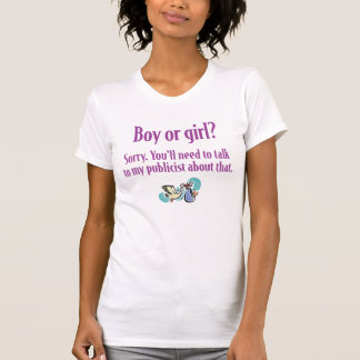 T-shirt Garçon ou fille ?