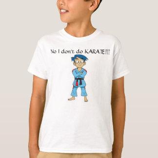T-shirt GARÇONS de mixed martial art de bjj de jitsu de