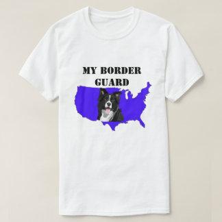 "T-shirt Garde de ""frontière"""