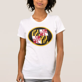 T-shirt Garde nationale du Maryland - chemise