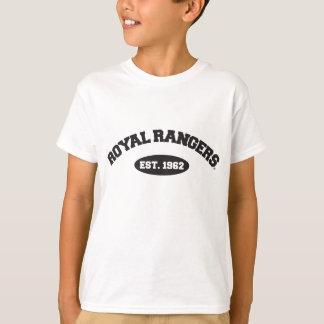 T-shirt Gardes forestières royales 1962 enfants T