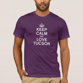 T-shirt GARDEZ LE CALME ET AIMEZ TUCSON -- .png