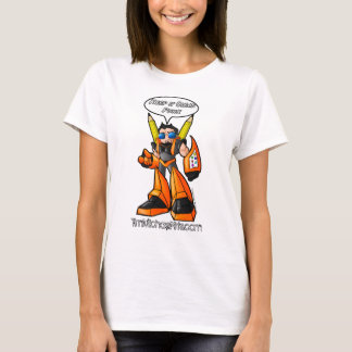 T-shirt Gardez-le punk propre !