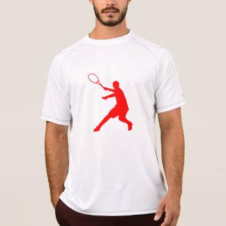 T-shirt Gardez les chemises au sec de tennis pour les