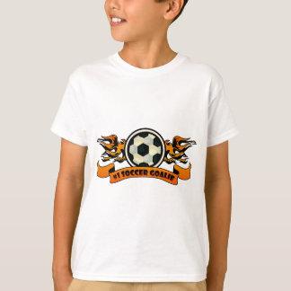 T-shirt Gardien de but du football #1